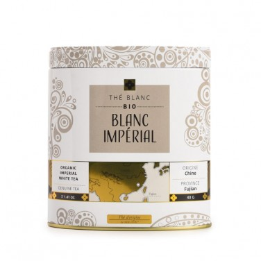 Organic Imperial White tea
