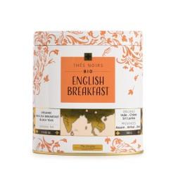 Organic black teas
