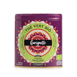 GARIGUETTE thé vert bio