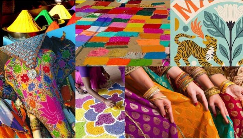 Sam : une graphiste en Inde