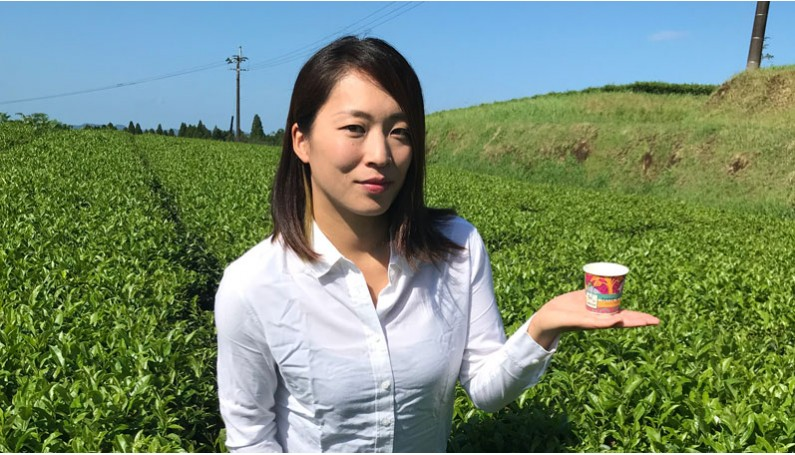The story of Azuka, a producer of organic tea in Japan