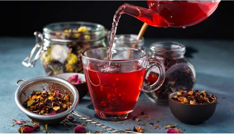 What are the benefits of tea?