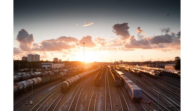 Rail-road transport