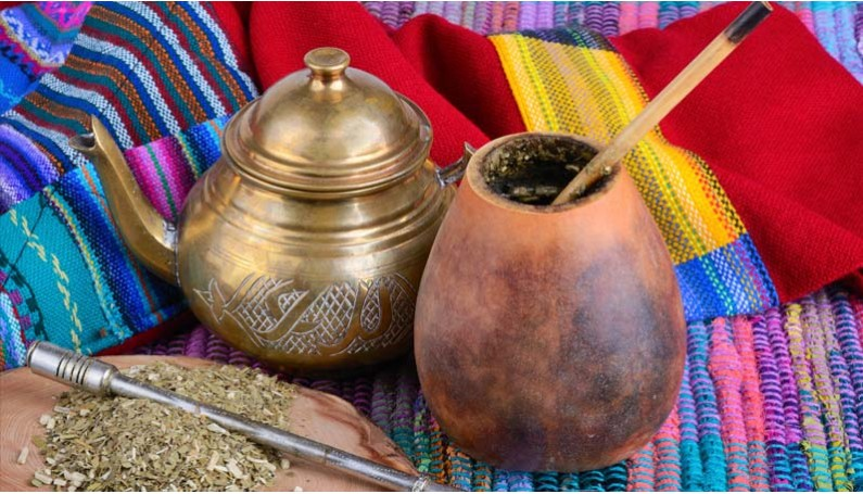 Le maté, un goût d'Amérique du Sud