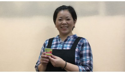 Miki Komaki, an organic tea producer in Japan's story
