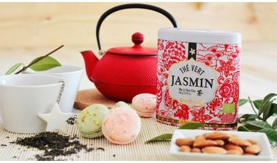 Le secret du thé parfumé au jasmin (Mo Li Hua Cha)